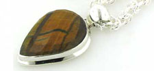 Tiger's Eye Jewellery