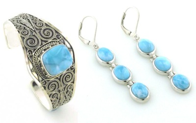 Larimar Jewellery - Booth and Booth