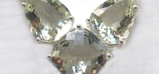 Green Amethyst Jewellery