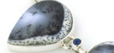 Dendritic Agate Necklaces